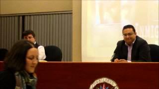Umh3053 2012-13 Lec009 Inmigración En Elche: Diversidad E Integración (Segunda Parte)