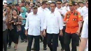 Video Presiden Jokowi Kunjungi Posko Evakuasi Lion Air JT610 MP3, 3GP, MP4, WEBM, AVI, FLV Januari 2019