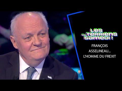 François Asselineau... l'homme du FREXIT - LTS 9/03/19