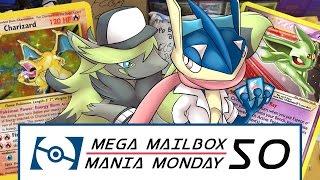 Pokémon Cards - Mega Mailbox Mania Monday #50! by The Pokémon Evolutionaries