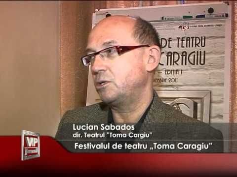 """Festivalul de teatru """"Toma Caragiu"""""""