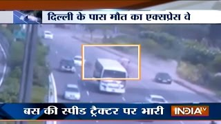 Noida India  city photos : Most Dangerous Road Accidents at Noida-Greater Noida Expressway - India TV