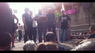 Manifestazione Milazzo:In strada per i diritti