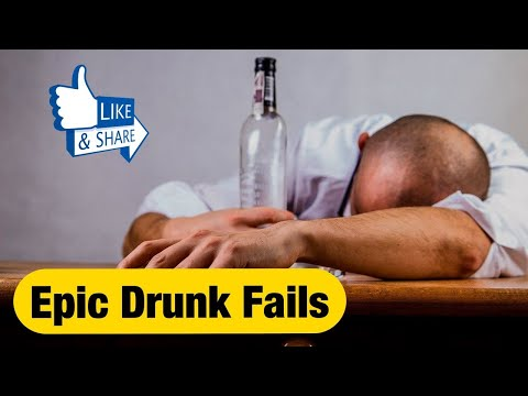 Drunk Fail Compilation