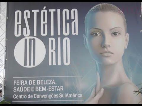 """BELEZA TODAY na cobertura especial da feira """"Estética in Rio""""!"""