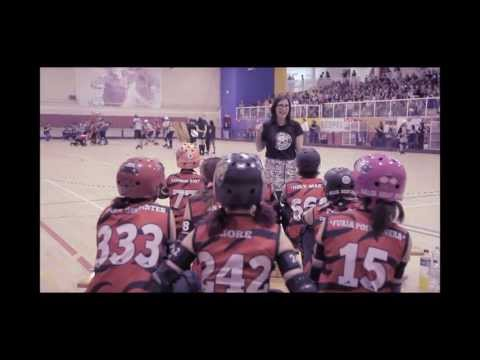 ROLLER DERBY MADRID VS RAYO DOCKERS VALENCIA