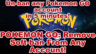 This is a tutorial to unban Pokemon GO accounts on any device. Video meant for educational purposes. Released in July 2016, Pokémon Go is a location based AR...