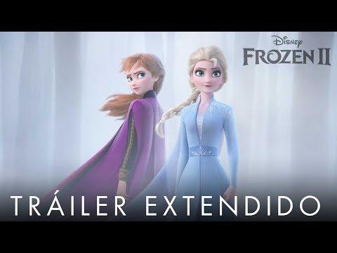 Frozen 2 - Tráiler Extendido Oficial en español?>
