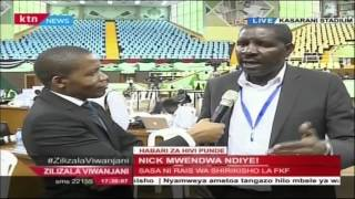 Rift Valley NEC Representative Sheds Light On Their Plans In Accordance To The Sports Act