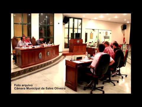 Sessão da Câmara de Sales Oliveira - 03/11/2016