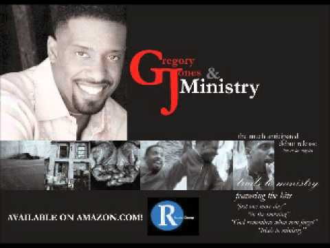 Gregory Jones & Ministry   Get Pass Your Past