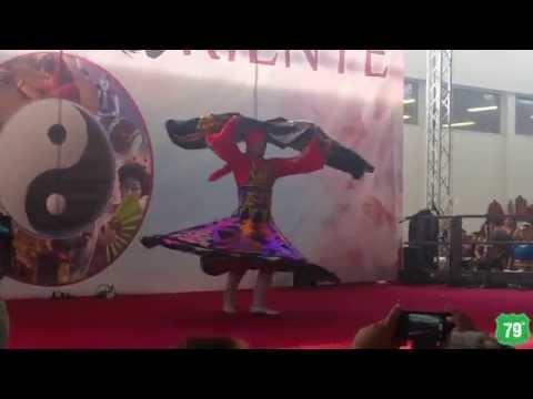 Festival dell'Oriente 2015 - Danza egiziana