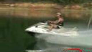 2. Yamaha VX Cruiser 2008 - By BoatTest.com