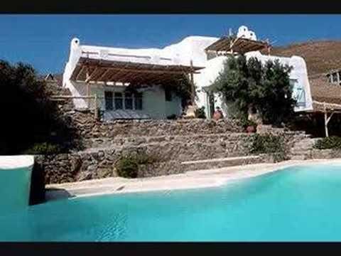 www.luxuryvacations.gr Villas Mykonos  Greece!