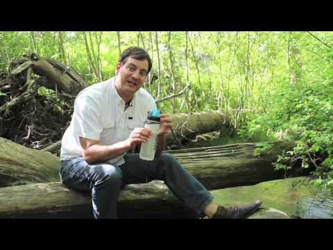 Frontier™ Flow Filtered Water Bottle Video