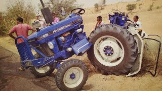 Sonalika 750 vs Sonalika 60 new tractor tochan in Barnala India
