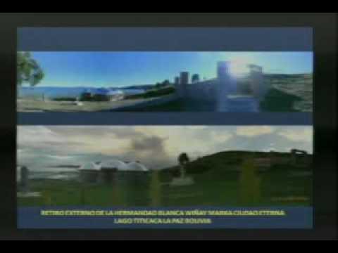 Guias Extraterrestres - La Gran Hermandad Blanca en los Andes & Lago Titicaca 11/11