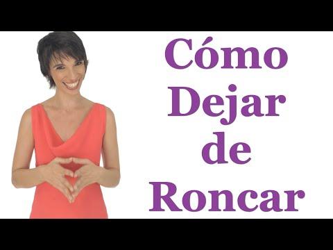 LIBRO DEJAR DE RONCAR HOY