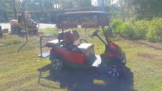 1. Custom 2015 Club Car Precedent golf cart 48 volt Speed code for sale