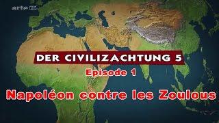 Video (LP narratif CIV5) Le dessous des cartes Episode 1 - Napoléon contre les Zoulous MP3, 3GP, MP4, WEBM, AVI, FLV Mei 2017