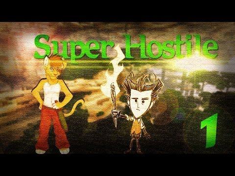 SuperHostile #1 - Элигорко?! (Mrk0tA & ??)