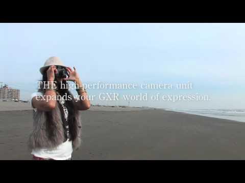 RICOH GXR P10 Camera Units - Scene by Scene -.mov