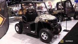 7. 2016 Massimo Gunner 250 Utility ATV - Walkaround - 2015 AIMEXPO Orlando