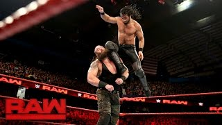 Nonton Seth Rollins vs. Braun Strowman: Raw, Dec. 26, 2016 Film Subtitle Indonesia Streaming Movie Download