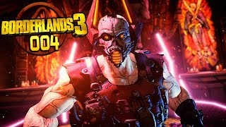 BORDERLANDS 3 • 004: BOSS: Mouthpiece & Cyberspace