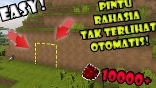Video BIKIN Pintu RAHASIA TAK TERLIHAT! - Final FULL REDSTONE Minecraft Indonesia #14 MP3, 3GP, MP4, WEBM, AVI, FLV Februari 2018