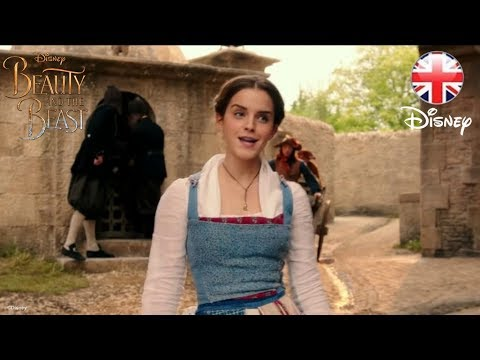Meet Belle in the Teaser Clip from Disney s Beauty and the
