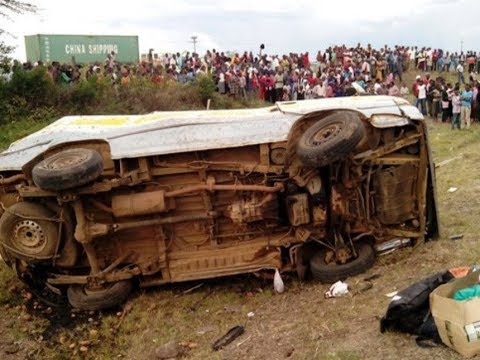 NTSA faces outrage over road carnage on Kenyan Highways (видео)