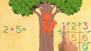 Times Tables for Kids YouTube video