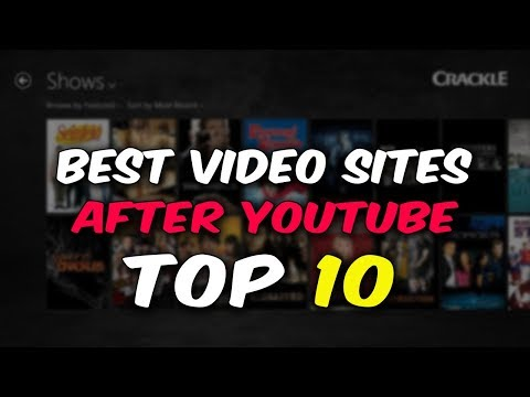 Top 10 Video Websites Like Youtube [Most Popular Video Sites 2018]