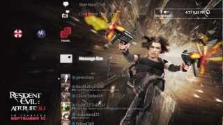 Nonton Resident Evil  Afterlife 3d Dynamic Theme  1080p Hd  Film Subtitle Indonesia Streaming Movie Download