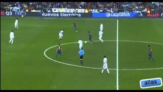 Alexis Sanchez off the ball movements