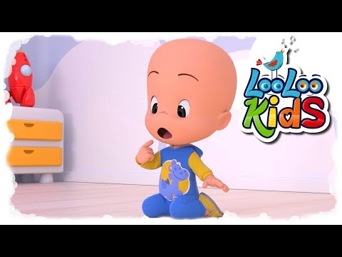 Head, Shoulders, Knees and Toes - Educational Songs for Children from Cleo & Cuquin | LooLoo Kids