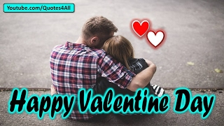 Valentine Day 2017 wishes, greeting, message, quotes, shayari, wallpaper, Whatsapp Video, SMS, song#Valentine'sDay is always a special day for those people who believes in love and peace.Thanks for watching our #ValentineDay video.Regards #Quotes4AllRequesting you to please subscribe Quotes 4 All Channel.https://www.youtube.com/channel/UCgcYHE-Wsu-E6LPKatZ17BQ?sub_confirmation=1Video Link - Channel Link - https://www.youtube.com/channel/UCgcYHE-Wsu-E6LPKatZ17BQ