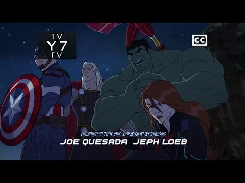 Avengers Vs. Ultron Prime | Avengers Ultron Revolution | SPIDERYE 121