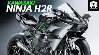 1. Kawasaki Ninja H2R Specs & Price in India [Fastest Superbike] 💪