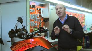 1. KTM 1190 Adventure Features & Benefits - English