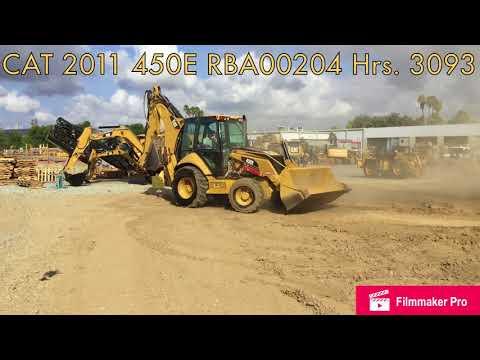 CATERPILLAR CAMINHÕES FORA DA ESTRADA 740 equipment video lpZq6Sm3a_8