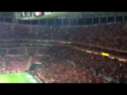 Galatasaray Fenerbahçe 2-1 Wesley Sneijder 2. Gol Sonra Fener Ağlama Ve Anons 18