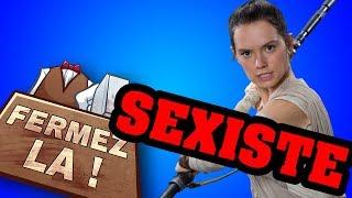 Video STAR WARS 8 SEXISTE - Mini FERMEZ LA [Le mois Star Wars] MP3, 3GP, MP4, WEBM, AVI, FLV Mei 2018