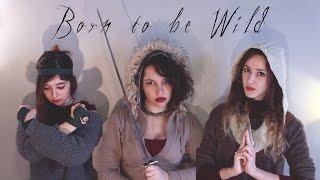 J2 & Blu Holliday - Born to Be Wild: Singing Sundays (R2E Acapella cover)