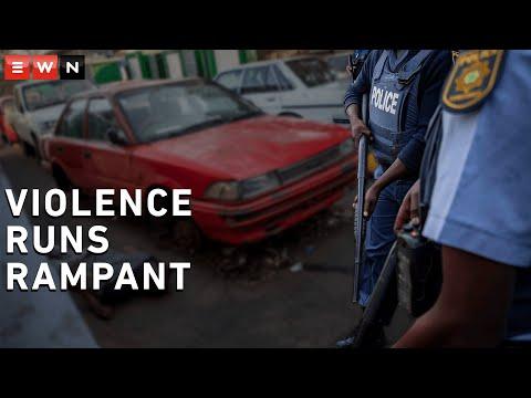 Violence runs rampant in Joburg