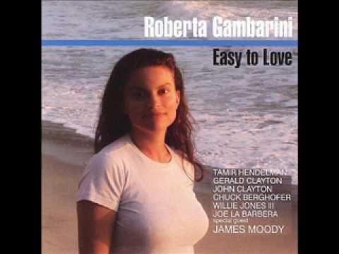 Tekst piosenki Roberta Gambarini - Easy To Love po polsku