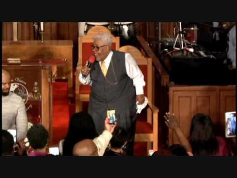 Bishop Rance Allen Live