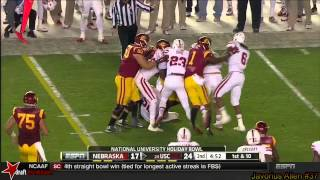Javorius Allen vs Nebraska (2014)