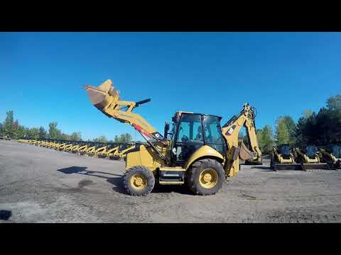 CATERPILLAR BACKHOE LOADERS 420FST equipment video lpcVHXo_vD4
